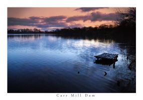 Carr Mill Dam, St Helens by JBenit94
