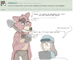 Ask the animatronics: #7 by Chaos55t