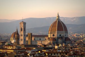 Florence at Sunset by PeteLatham