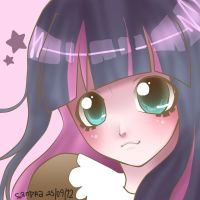 Stocking -laptop doodle- by GualitoSandra
