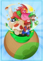 Do The Mario by Phil-Crash-Murphy