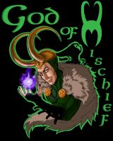 God of Mischief by FinalChara