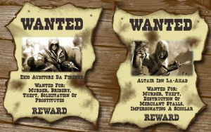 Wanted by Coley-sXe