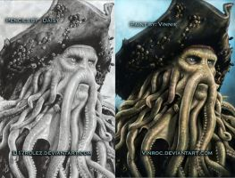 Davy Jones by VinRoc
