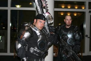 Gears of War Cosplay by Lordviral