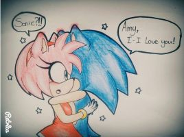 Sonamy by xMissFabulousx
