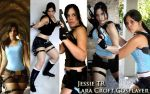 Jessie_Lara Croft Cosplay by Jessie-TR