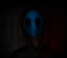 Eyeless. by Sprouteeh