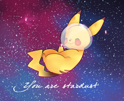 You Are Stardust by WickerBunnies