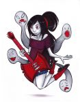 Marceline the Vamp Queen 100dpi by Yuzi