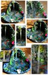 OOAK Mirror Grotto by Forestina-Fotos