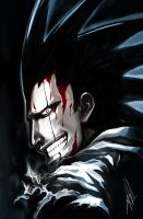 Kenpachi will eat you by morbidprince
