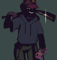 paranoia agent by Spoonfayse