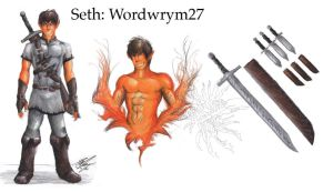 Wordwyrm27: Seth ref Sheet by Ageaus