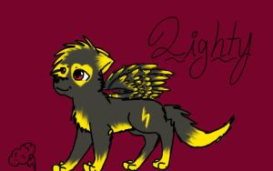 .:Lighty's -old- Look:. by Lightbuscus