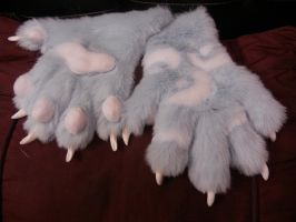 Nara's Hand paws by KandorinCreations