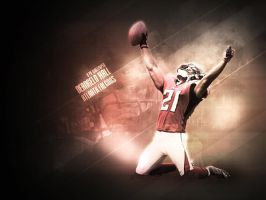 DeAngelo Hall wallpaper by P0W3RBALLIN