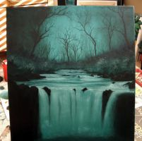 Step 5 (Oil Painting) by EvansFx