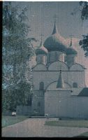 Christmas cathedral in Suzdal by Lyaksa