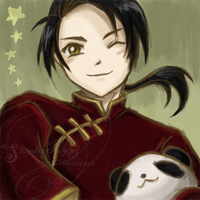 Hetalia:PeoplesRepublicOfChina by SlumberPoppy
