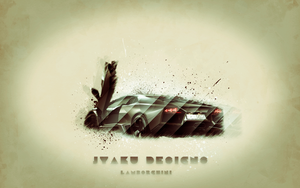 Lamborghini Background by JyakuDesigns