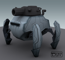 foot tank 40percent by madd-sketch