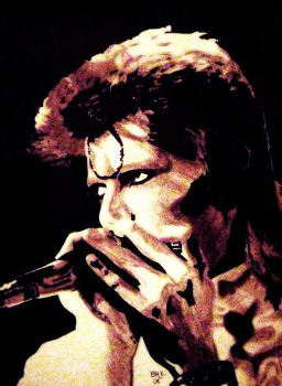 Ziggy Stardust 2008 by scarymonsters1991