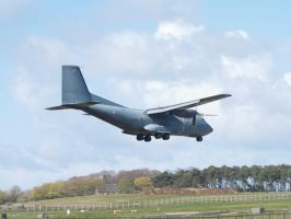 Plane spotting at Lossie by piglet365