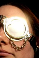 Steampunk eyepiece by fairyfrog