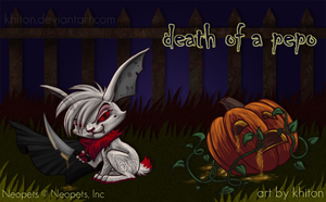 Death of a Pepo by khiton
