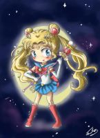 Sailor Moon by rue789