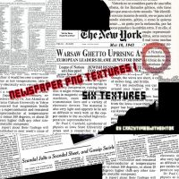 NewsPaperPngTexturesOne by crazytimeswitheditor