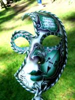 The Mask 3 by SomethingWickedStock