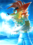 Crash in the Cold by Strixic
