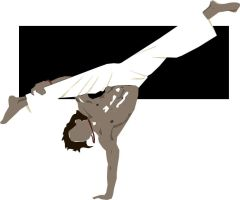Capoeira by angel-of-shadows