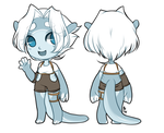 Nora Chibi Ref by MagicalZombie