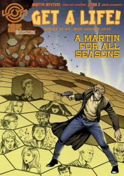 GAL - A Martin for All Seasons - part 4 - cover by martin-mystere