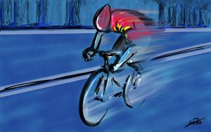 Bicycle by lapaowan