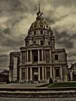 Les Invalides by CreedofShadows