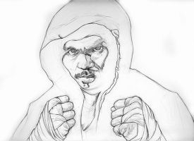 Manny Pacquiao by G-Spot1