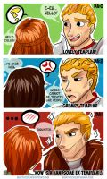 Evolution of Cullen by Maryloza