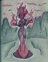 Flame Princess 005 by DHexed1