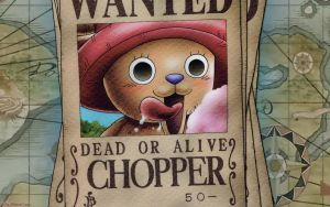 One Piece - Chopper Wanted by DharionDrahl