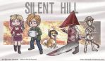 Silent Hill 2 by ZombiDJ