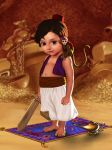 Little Aladdin by LaElizO