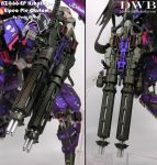 NZ-666-EP Kshatriya Elpeo Ple Custom Gatling Guns by Bang-Doll-SSI