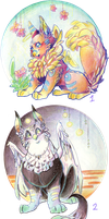 ADOPTABLES +OPEN+ by Lulusama