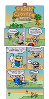 PKMN Crossing: Fossil Folly by Lhumina