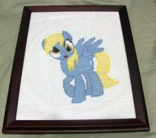 MLP: Derpy Wall Art: SOLD by cosplay-kitty