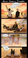 AM R0 - Here Comes Trouble Pg01 by tazsaints